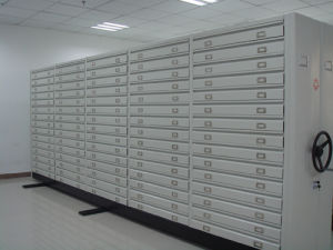 Intellilectual Movable Filing System (QBW-IMFS)