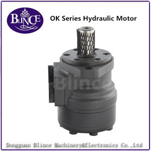 China Blince Small Size Ok Series Hydraulic Motor Repalece Danfoss Size China Ok Orbital Motor