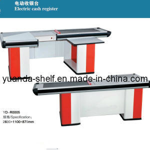 Supermarket Electronic Automatic Cashier Checkout Counter pictures & photos