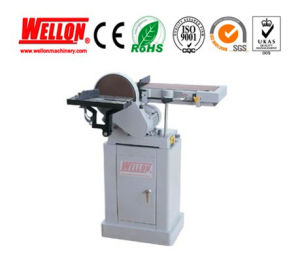 Woodworking Belt and Disc Sander (Woodworking Sanding Machine BDS609A) pictures & photos