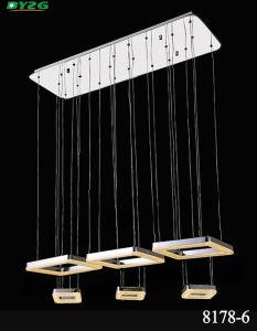 Modern Home Lighting Crystal Chandelier Light/Pendant Lighting Byzg8181-4 pictures & photos