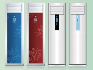 Cabinet Solar Air Conditioner (TKFR-70LW/BP)