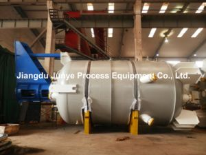 Carbon Steel Pressure Vessel with Agitator System pictures & photos