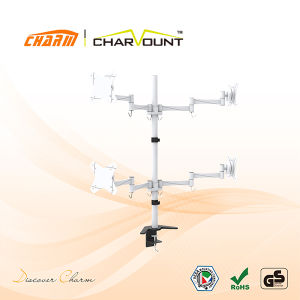 China Supplier TV Desk Swivel Mount (CT-LCD-DS1006) pictures & photos