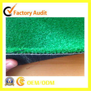 Environmental Protection! 50mm, PP+PE, Artificial Grass for Garden Sports Court pictures & photos
