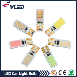 T10 COB 6W W5w Canbus LED Car Auto Light LED License Plate Lamp pictures & photos