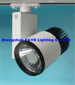 Yaye Good Price 30W / 20W Dimmable LED Track Light (1W-60W) with CE/RoHS/3 Years Warranty pictures & photos
