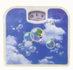 Mechanical Weighing Bathroom Scale (XF18) pictures & photos