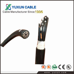75ohm Multicore Cable 1.5c-2V/2.5c-2V for Telecom