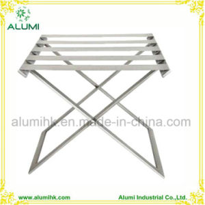 Stainless Steel Luggage Racks for Hotel Room Fashion pictures & photos