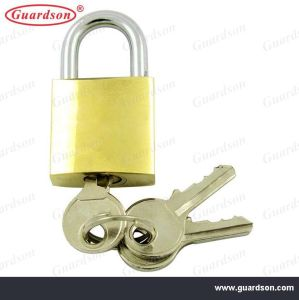 Heavy Duty Brass Padlock with Steel Key (501001) pictures & photos
