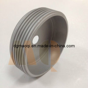 Precision CNC Turning / Turned Parts with Outside Thread (MQ714) pictures & photos