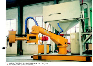 Self Hardening Sand Mould Production Line for Foundry pictures & photos