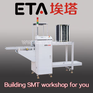 Automatic SMT PCB Unloader for Electronics pictures & photos