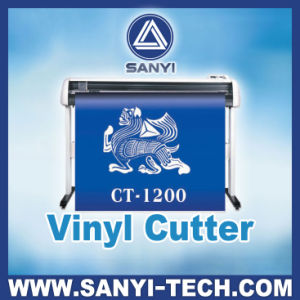 Vinyl Plotter Cutter CT-1200 / CT-630 pictures & photos