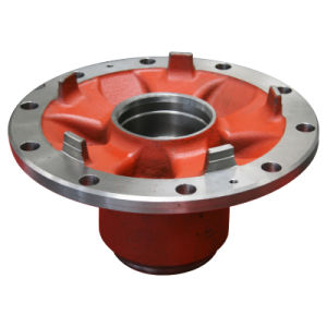 Casting Iron Heavy Duty Truck Wheel Hub pictures & photos