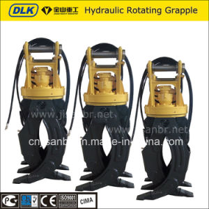 Zx160 Wood Grapple Rotatory Motor Type pictures & photos