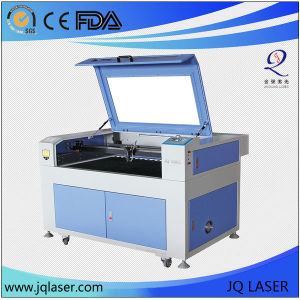Jq9060 Laser Machine for Advertisement pictures & photos