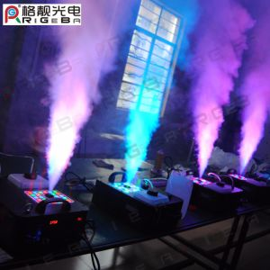 Night Club Stage Effect Use 1500W RGB 3in1 Fog Machine/C/LED Smoke Machine pictures & photos
