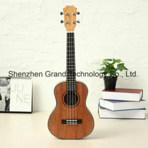 "26"" T Shaped Mahogany Guitar Ukulele with Aquila Strings (UT-200) pictures & photos"