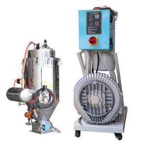 Plastic Vacuum Powder Hopper Loadeing Machine pictures & photos