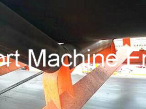 SPD Wood Chips Belt Conveyor, Conveyor Roller, Conveyor Idler, Roller Conveyor pictures & photos
