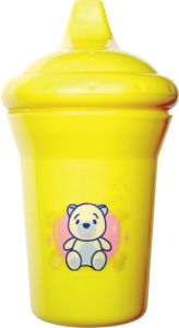 OEM/ODM Quality BPA-Free Baby Trainer Sippy Cups for Milk Drinking