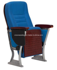 Fixed Aluminium-Alloy Auditorium Audience Spectator Chair (1018) pictures & photos