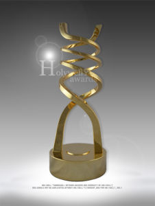Creative Metal Award with an Elegant Look for Ceremony Use