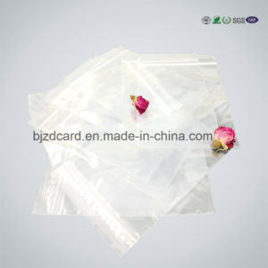 Medical Reclosable Transparent Plastic Zip Lock Bags pictures & photos
