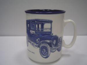Ceramic Car Mug (CZJM-A-043)