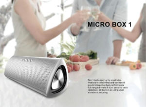 Factory Wholesale New Mini Portable Bluetooth Wireless Speaker pictures & photos