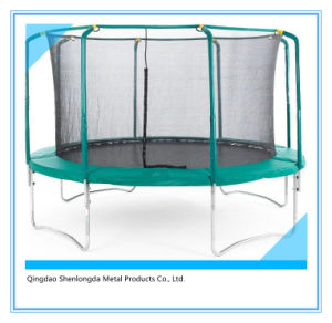 Outdoor 12FT Outdoor Trampoline with Enclosure pictures & photos