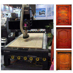 1325 Atc with Vacuum Table and Dust Collector Wood Carving CNC Router pictures & photos