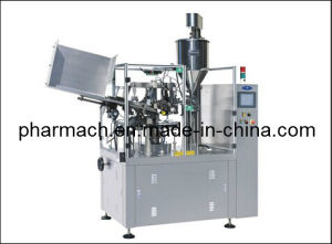 Rgf-100yc Soft Special-Shaped Tube Filling and Sealing Machine pictures & photos