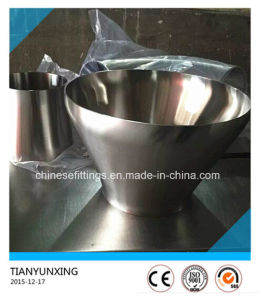 Polished Sanitary Stainless Steel Ss304 Ss316 Pipe Reducer pictures & photos