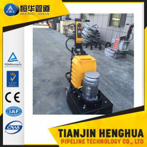Ce Approval Concrete Grinder and Poisher Machine with Vacuum Cleaner for Sale pictures & photos