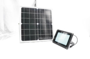 10W Remote Control Solar LED Flood Lights for Outdoor Use pictures & photos