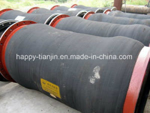 Big Diameter Slurry Mud Sewage Suction Dredging Hose pictures & photos