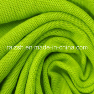 65% Cotton 35% Polyester Beads and Mesh CVC Fabric pictures & photos