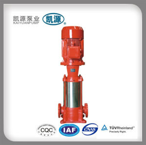 Xbd-I MID-Lower Vertical Multistage Fire Pump pictures & photos
