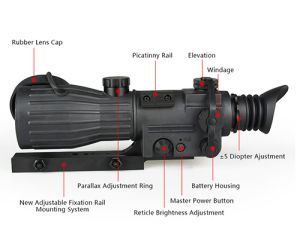 Tactical Military Hunting Night Vision Scope for Outdoor Cl27-0013 pictures & photos