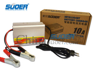 Suoer 10A 12V Power Supply Battery Charger (MA-1210A) pictures & photos