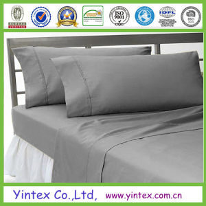 1800tc Microfiber Bed Sheet Sets pictures & photos