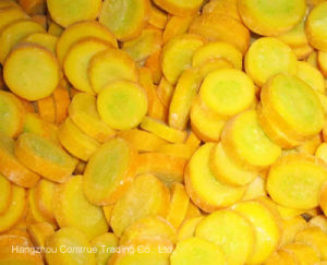 IQF Yellow Zucchini Slices