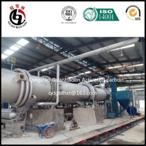 Coconut Shell Activated Carbon Rotary Furnace pictures & photos