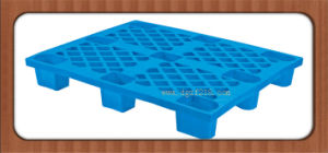 1000*900*145mm High Quality Nestable Plastic Storage Pallets for Transport pictures & photos