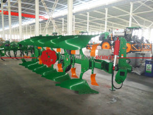 Tractor Mounted Hydraulic Reversible Disc Plough