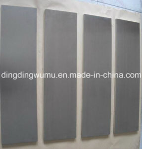 Pure Molybdenum Sheet for Sapphire Crystal Growth Vacuum Furnace pictures & photos