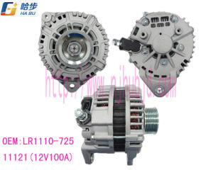 Auto / AC Alternator for Nissan 12V 110A, Lr1110-725, 23100-Ea201, 23100-Ea20b pictures & photos
